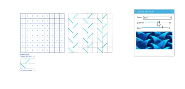 Smocking Pattern Generation Tool