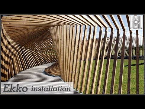 Parametric Design & Modeling - Architecture #3