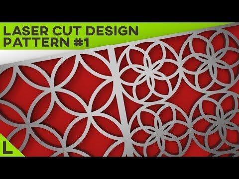 Laser Cut Design (Pattern #1)