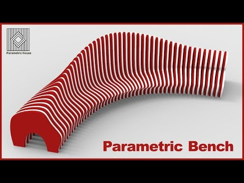 Parametric Bench - Grasshopper Tutorial