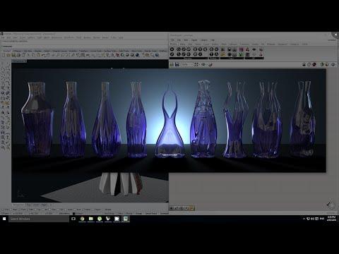 Grasshopper - Parametric Vase v2