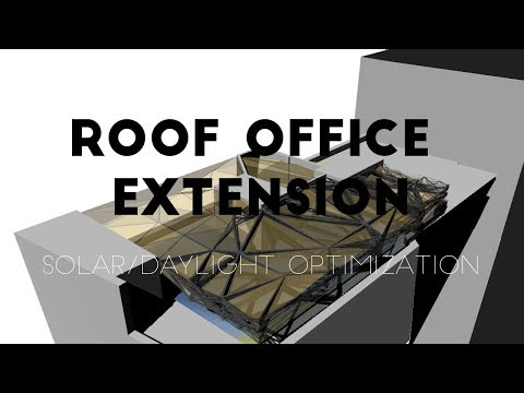 Roof Office - Light optimization