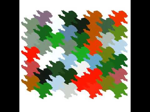 Parakeet(Grasshopper3d Plugin)- M.C.Escher