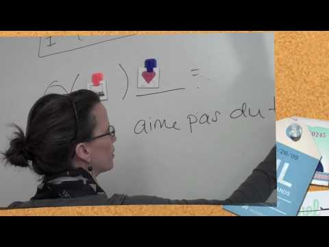 French Direct Object Pronouns Construction Notes