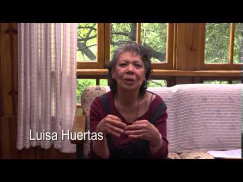 Luisa Huertas invita Caravana Paridad