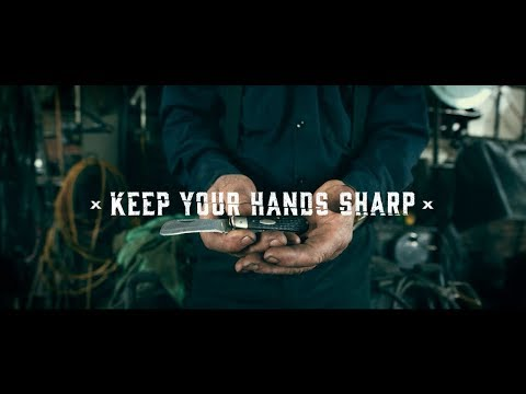 Keep Your Hands Sharp -XX- Case Knives