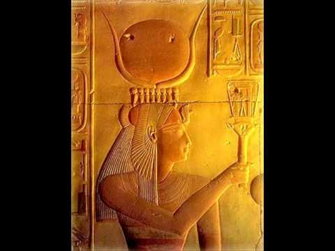 """Ancient Egypt: Music in the Age of the Pyramids - """"Hymn to the Seven Hathor"""""""