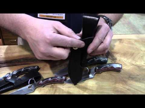 Buck Open Season Series (New) - SHOT Show 2015