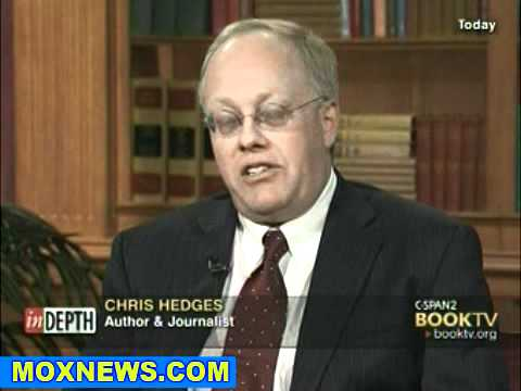 """Chris Hedges """"Brace Yourself! The American Empire Is Over & The Descent Is Going To Be Horrifying!"""""""