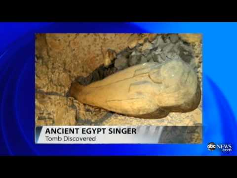 Rare Tomb of Woman Found in Egypt Valley of Kings