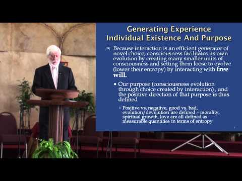 """Tom Campbell: """"Becoming Love"""" Unity North 6/9/2012 1/2"""