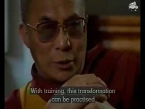 Dalai Lama - Transferring your consciousness out of your body
