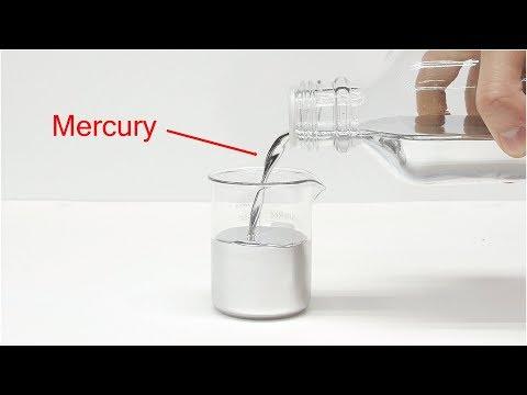 Mercury - The Liquid Metal