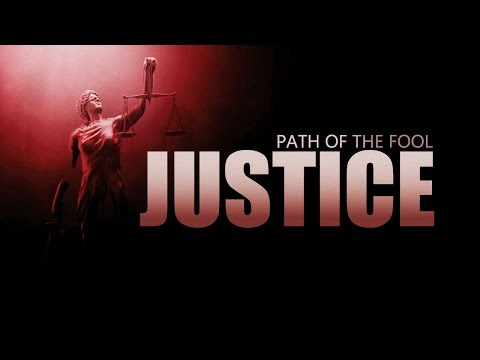 Tarot: JUSTICE (Path of the Fool Series)