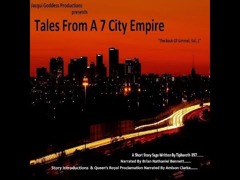 Tales From A 7 City Empire-The Book Of Gimmel, Vol. 1. Tales, The 1st to The 3rd