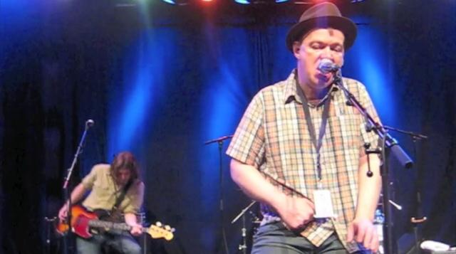 edwyn collins @ porgy&bess in vienna 26.02.2011