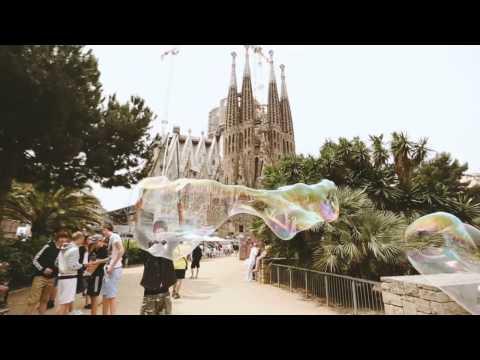 Paisatges de Barcelona - Barcelona és molt més - Trevor S. Hawkins - Lifetsyle