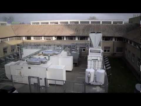 AST Modular Containerized Data Center Park - Denmark