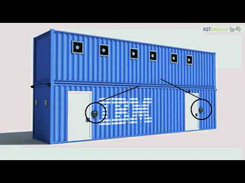 AST Modular: Data Center Natural Free Cooling