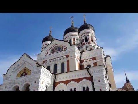 Tallin, una de las ciudades más bellas de Europa