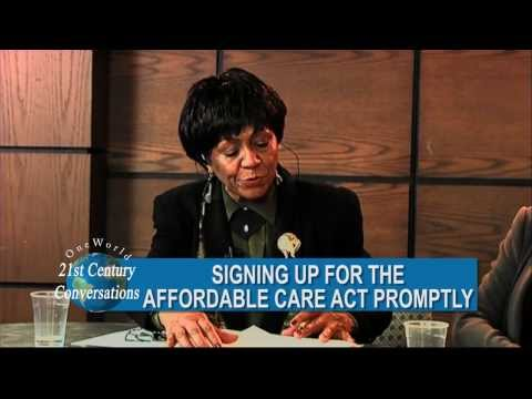 HELP IS AVAILABLE - Signing Up For the Affordable Care Act Promptly