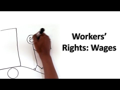 Workers' Rights: Wages