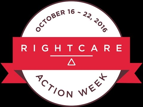 Right Care Action Week 2016