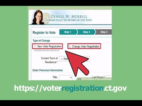 Progressive Talk - Registering to Vote Online: It is that easy