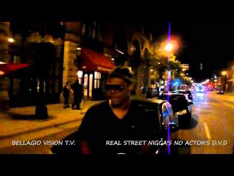 REAL STREET NIGGA'S NO ACTOR'S D.V.D (PROMO)