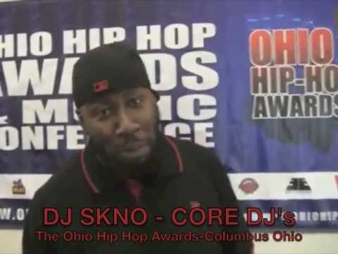 Who Knows DJ SKNO™?? CORE DJ's On The Red Carpet OHHA 2011