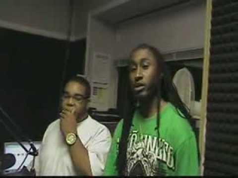 Djayvoyn X with DJ Lastlaff at 100.5 The Beat!