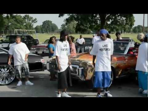 """LIKE YESTURDAY"" GHETTO INFLUENCE / MAC$MONEY (WORLD PREMIER) OFFICIAL VIDEO"