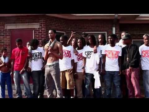 """Spenzo """"Hang With Me"""" Freestyle shot by @ELEVATOR_"""