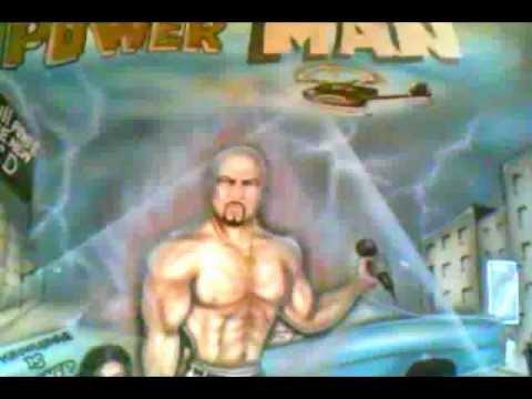 "Powerman Mc ""Doggs That Chase Cats"" rereleasd (@powermanmc)"