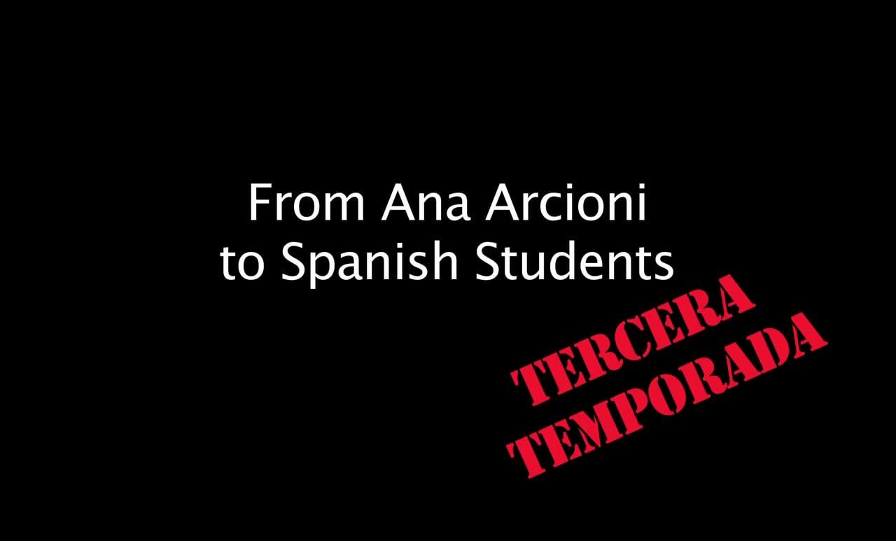 Spanish Lessons - 3x13 - La mentira tiene patas cortas