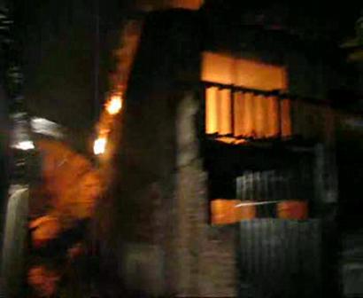 Incendio de casa movil 21