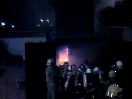 Bomberos Comodoro Rivadavia - Simulador de Flashover - Lujan 2009 2_4