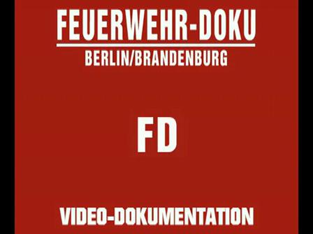 21 de Octubre de 2009 / Bomberos de Berlín Salvamento vehicular