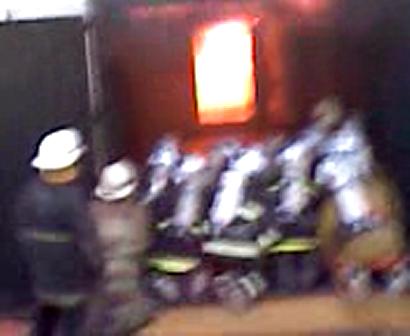 forden jones flashover moto_0511 / Video Destacado de La Hermandad de Bomberos