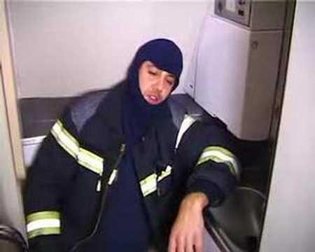 un poco de humor de bomberos