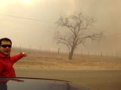 Jesus Maria Incendio Los Nogales / Bomberos de Jesus Maria, Cordoba en Argentina / Incendios Forestales de 2009
