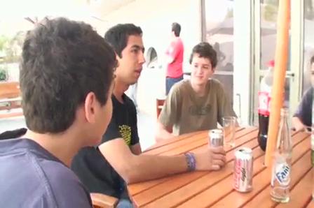 Noviembre 2009 / Aniversario de la Brigada Juvenil de la Compañia B 18 / Video Destacado de La Hermandad de Bomberos