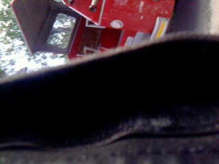 incendio de kiosko y garage