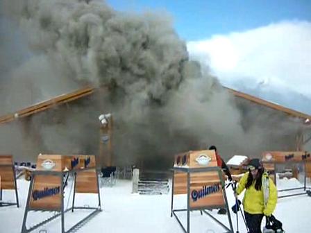Incêndio Cerro Castor / Video Destacado de La Hermandad de Bomberos