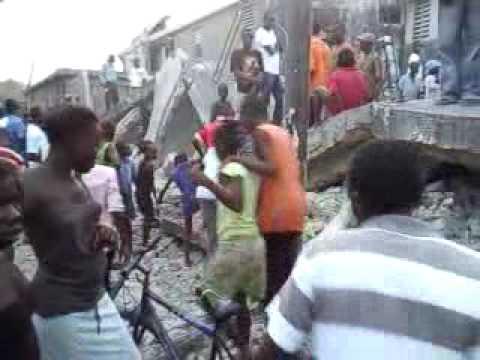 Haití / Las Calles / 12 de Enero de 2010