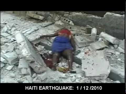 Earthquake Haiti  -  Terremoto haiti