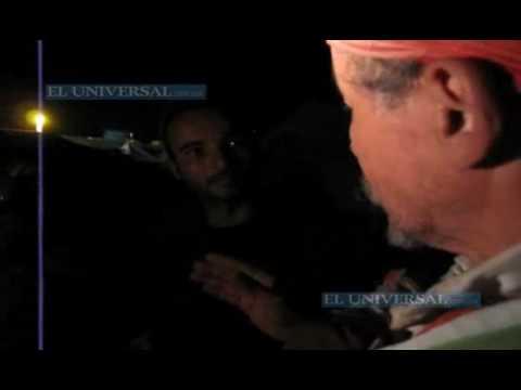18 de Enero / 2010 / Topos de Mexico en Haiti discriminado por Norteamericanos