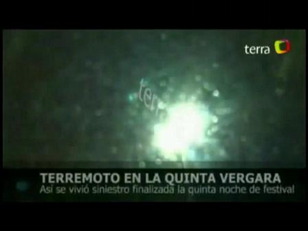 Asi temblo Chile / Terremoto en Chile / Video Destacado de La Hermandad de Bomberos