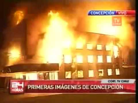 Chile-señal-en vivo 78 fallecidos por el terremoto que sacudio Chile27-2-2010 -vol-2.rm / FUERZA CHILE