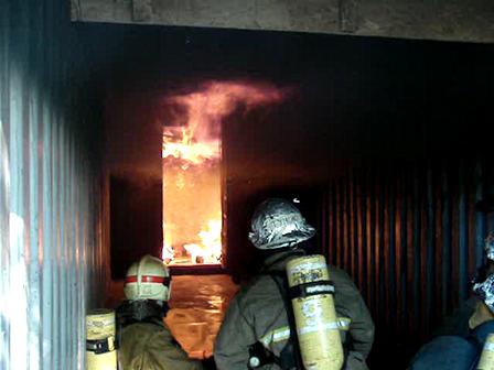 Escuela Nacional de Incendios Estructurales / San Martin de Los Andes, Argentina / Video Destacado de La Hermandad de Bomberos